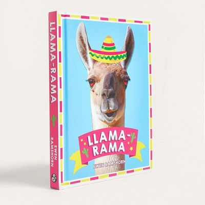 Neu bei uns - Llama-Rama Buch