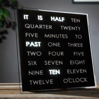 Uhren - LED Word Clocks