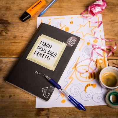 Reise Gadgets - Mach dieses Buch fertig