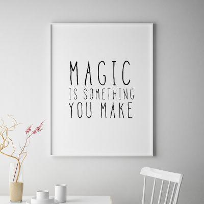 Exklusiv bei uns - Poster Magic by MottosPrint
