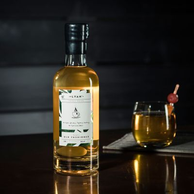 Essen & Trinken - Mr. Lyan Bonfire Cocktail