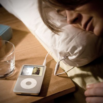 Gadgets - Musik-Kissen
