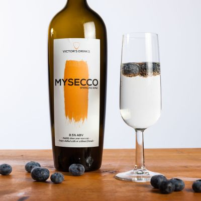 Geburtstagsgeschenke für Papa - MySecco Schaumwein zum Selbermachen