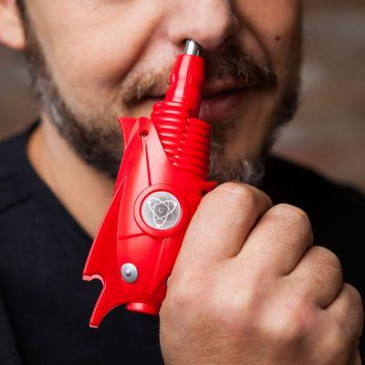 Geburtstagsgeschenke für Papa - Nasenhaar Trimmer Strahlenpistole