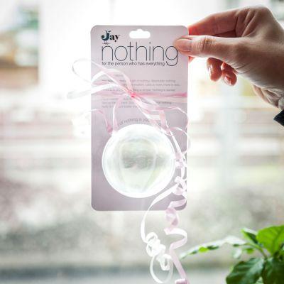 """Romantische Geschenke - """"Nichts"""" - Nothing"""