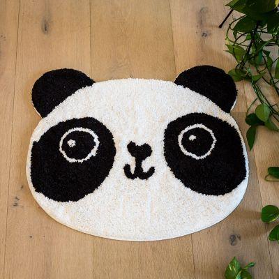 Badezimmer - Panda Badezimmerteppich