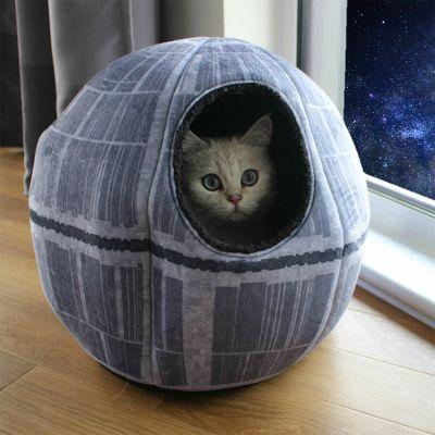 Neu bei uns - Star Wars Todesstern Katzenhöhle