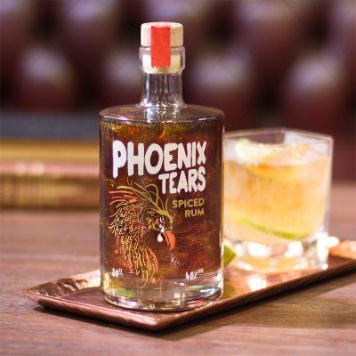 Neu bei uns - Aromatisierter Rum Die Tränen des Phönix