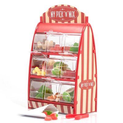 Ostergeschenke - Gefüllter Süßigkeitenstand My Pick'n'Mix