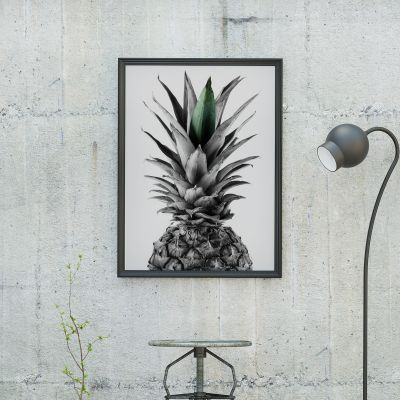 Exklusiv bei uns - Poster Ananas by MottosPrint