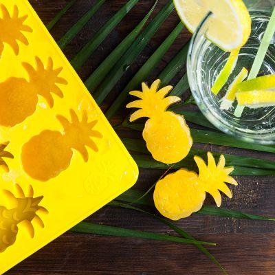Sommer - Ananas Eiswürfelform