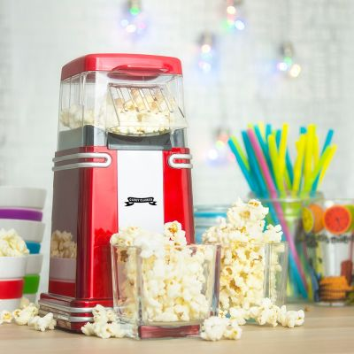 Geschenk für Freund - Retro Mini-Popcorn-Maschine