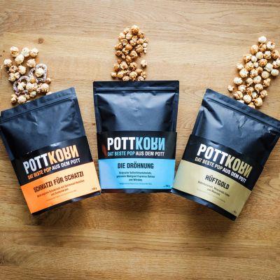 Geschenk zum Einzug - Pottkorn - Spezial Popcorn
