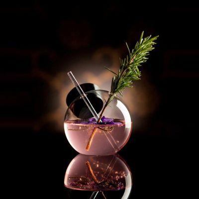 Geburtstagsgeschenk für Freundin - Quido Design Cocktail Glas