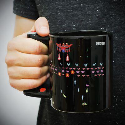 Retrokram - Wärmeempfindliche Arcade Tasse