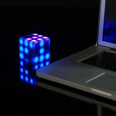 Geschenk für Freund - Rubik's Futurocube - Der Spielwürfel der Zukunft