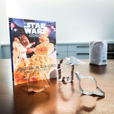 Film & Serien - Star Wars Back- und Kochbuch