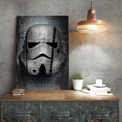 Deko - Star Wars Metallposter - Irontrooper