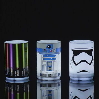 Film & Serien - Star Wars Mini-Leuchten