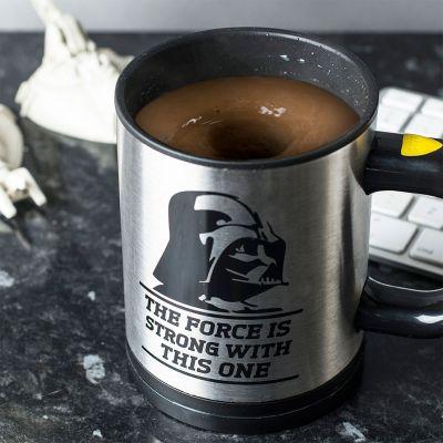Film & Serien - Star Wars Selbstrührende Tasse