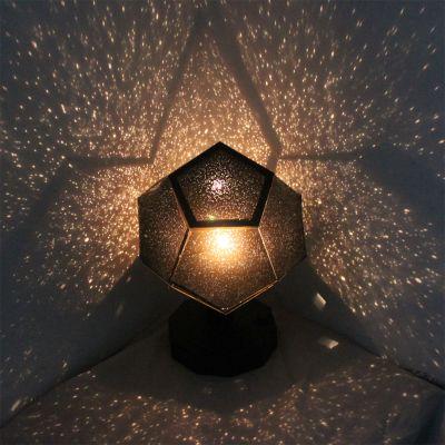 Weihnachtsgeschenke für Eltern - DIY Sternenhimmel Projektor