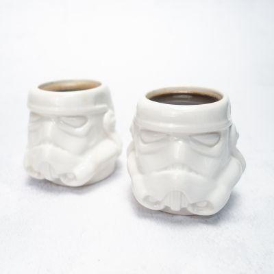 Neu bei uns - Original Stormtrooper Espresso-Tassen Set