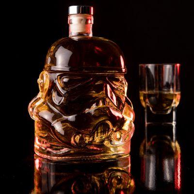 Geburtstagsgeschenke für Papa - Original Stormtrooper Glas-Karaffe
