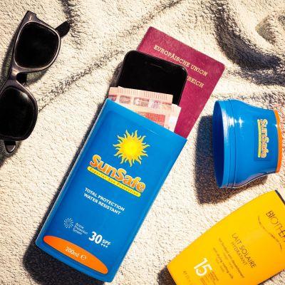 Geschenke für Frauen - Sun Safe Geheimversteck