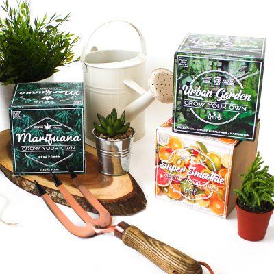 Make Your Own - Urban Gardening Sets