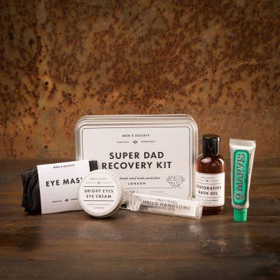 Geburtstagsgeschenke für Papa - Super Daddy Erholungs-Set