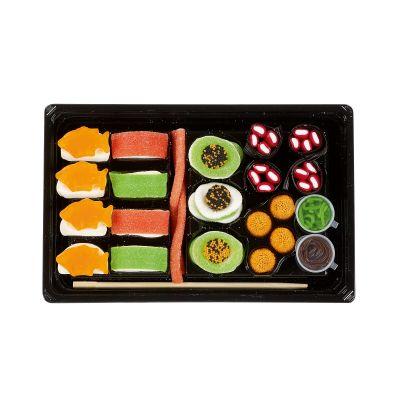 Geschenk zum Abschluss - Sushi Gummibärchen