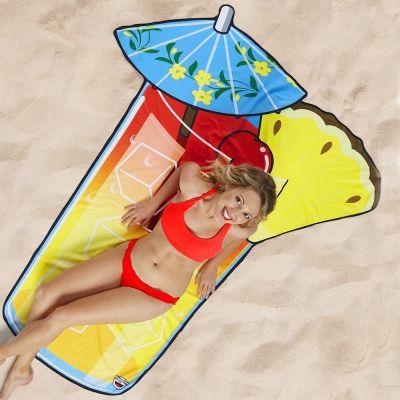 Neu bei uns - Sommercocktail Strandtuch