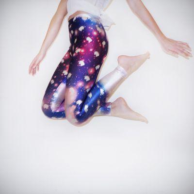 Einhorn Geschenke - Galaxy Einhorn Leggings