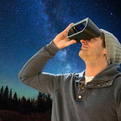 Geschenke für Männer - Universe2Go Sternenbrille