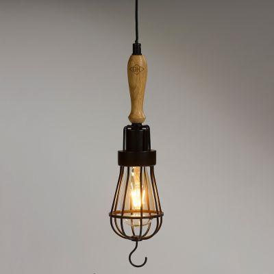 Weihnachtsgeschenke für Papa - Vintage Arbeitsleuchte mit LED