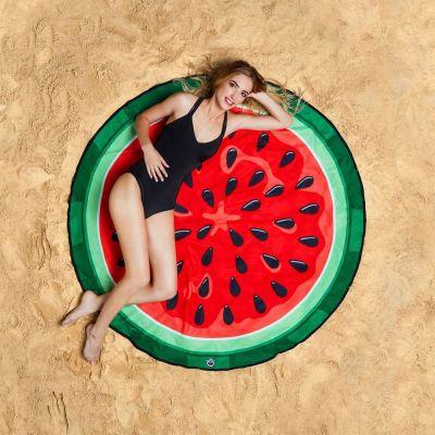 Reise Gadgets - Wassermelonen Strandtuch
