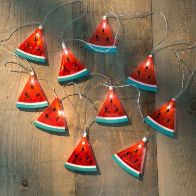 Beleuchtung - Wassermelonen-Lichterkette