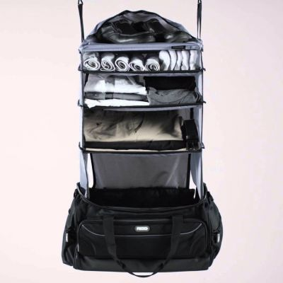 Geschenke für Frauen - Weekender Reisetasche mit integrierter Garderobe