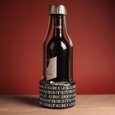 Weihnachtsgeschenke für Eltern - Wein-Kryptex Vino Vault