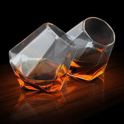 Wohnen - Diamant Whisky Gläser