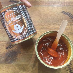 Currywunder - Currywurst in der Dose