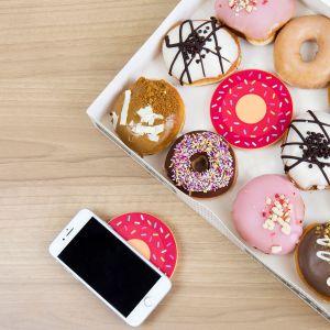 Drahtloses Ladegerät Donut