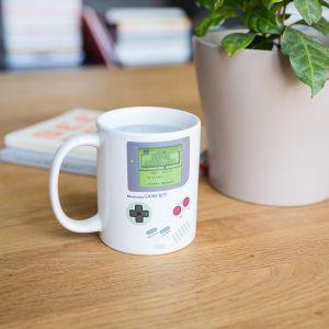 Temperaturempfindliche Game Boy Tasse