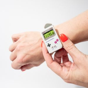 Game Boy Armbanduhr