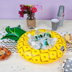 Aufblasbare Mini Snack-Bar Ananas