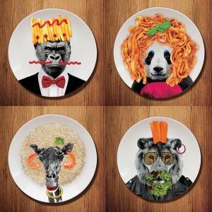 Wild Dining Teller