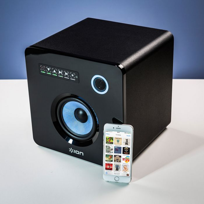 Flash Cube - Bluetooth Lautsprecher mit Beleuchtung