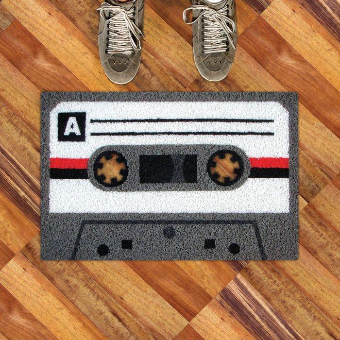 Kassetten-Fußmatte
