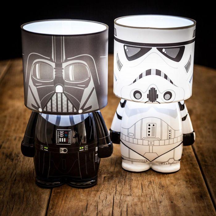 Star Wars Stormtrooper und Darth Vader Stimmungslicht – Schönes ...