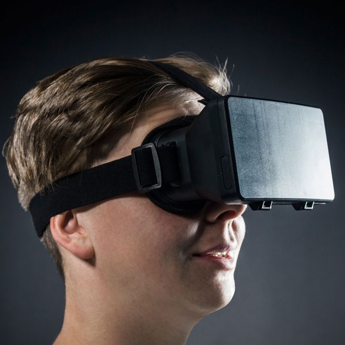 Virtual Reality Headset für Smartphones